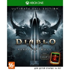 купить компьютерную игру Microsoft Diablo III: Reaper of Souls (Ultimate Evil Edition)